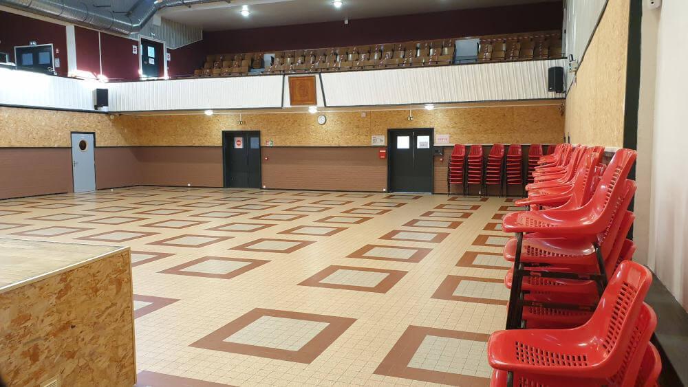 Salle des fêtes de L'avenir Dunkerque